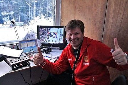«Биатлон с Дмитрием Губерниевым» - одна из самых популярных спортивных программ на телевидении