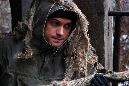 Алексей Комашко в сериале Снайпер