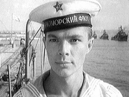 Актер Лев Прыгунов в молодости