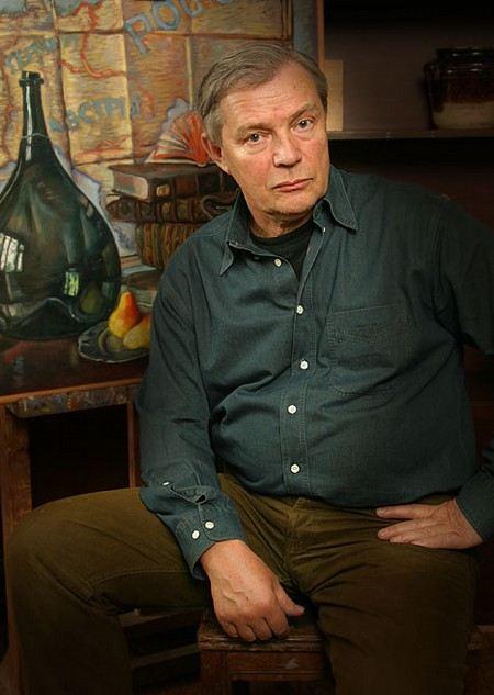 Актер Лев Прыгунов сейчас также известен как художник