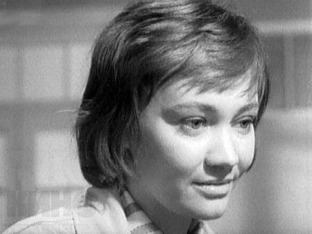 Актриса Лариса Лужина в молодости была писаной красавицей