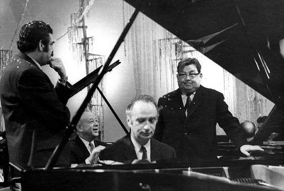 Композитор Оскар Фельцман начал заниматься музыкой в раннем детстве