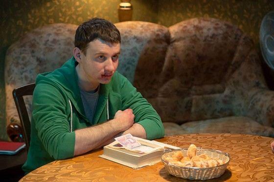 Актер Максим Студеновский личную жизнь еще не устроил - у него все впереди