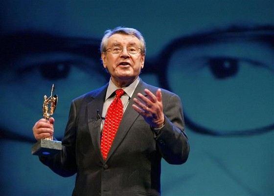 Лучшие фильмы Милоша Формана заслуженно получали награды