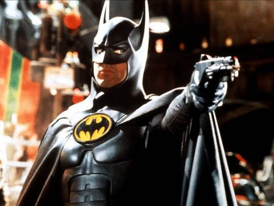 Майкл Китон - легендарный Бэтмен