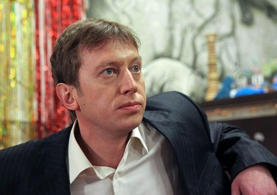 Михаил Трухин - популярный актер из Санкт-Петербурга