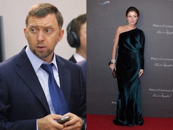 Полина и Олег Дерипаска находились на грани развода