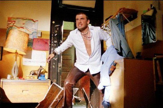 Доминик Перселл - один из самых брутальных актеров Голливуда