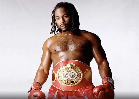 Леннокс Льюис - легендарный боксер