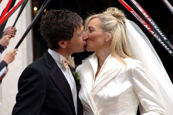 Ходят слухи о том, что Уле-Эйнар Бьерндален развелся с женой ради Дарьи Домрачевой