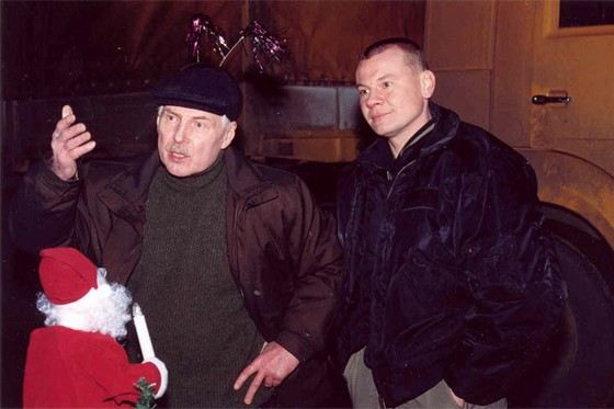 Владимир Гостюхин и Владислав Галкин