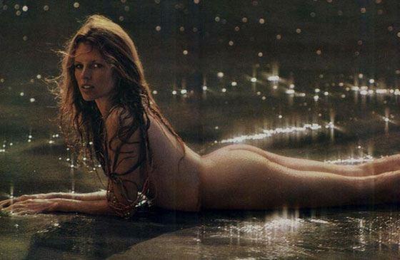 Ким Бейсингер для журнала «Playboy»