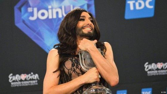 Выступление Кончиты Вурст на Евровидении наделало много шума