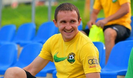 Алексей Козлов долго играл в клубе Кубань