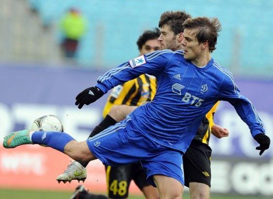 Футболист Александр Кокорин отправился в Бразилию на ЧМ по футболу