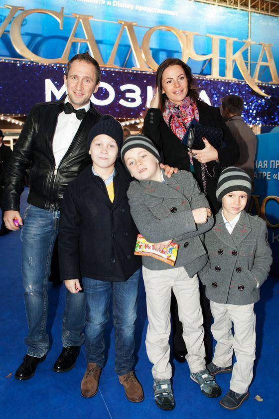 Оскар Кучера – биография и фильмы с участием актера, его личная жизнь с женой и дети артиста