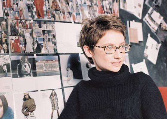 Эвелина Хромченко в начале карьеры