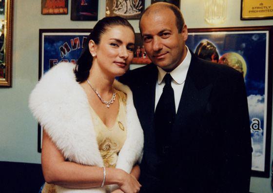Ольга Крутая и Игорь Крутой