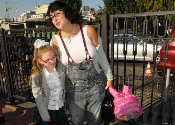 Лолита Милявская с дочкой Евой