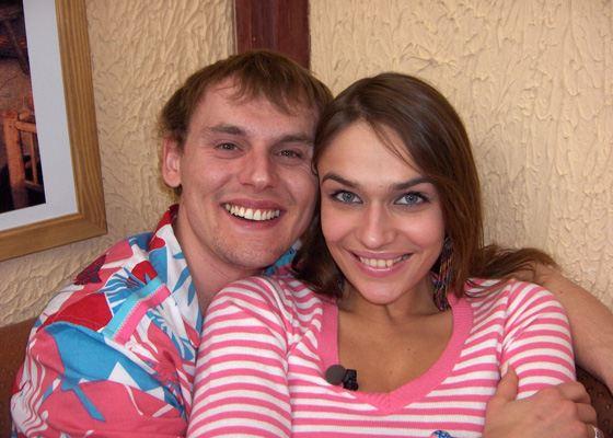 Алена Водонаева и Степан Меньшиков