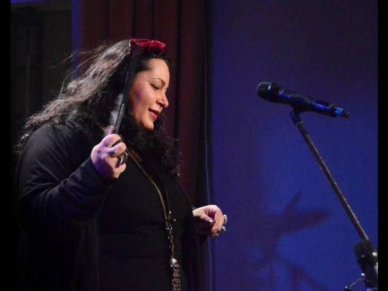 Мариам Мерабова стала знаменитой на шоу Голос