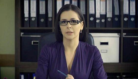 Лидия Арефьева в сериале Интерны