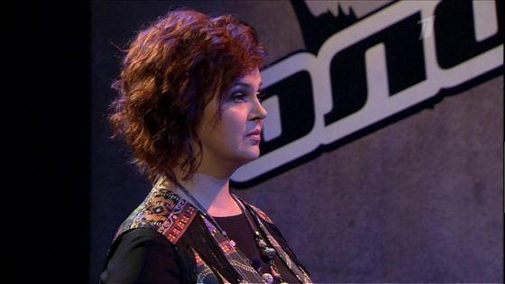 Ольга Олейникова стала настоящей звездой на шоу Голос