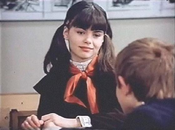 Инна Гомес начала сниматься в кино еще в детстве
