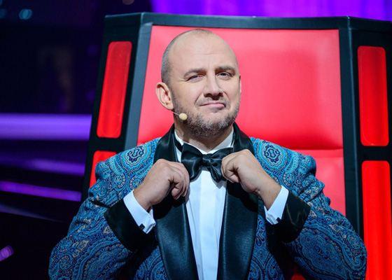 Потап выступил в качестве ведущего проекта «Голос. Дети»