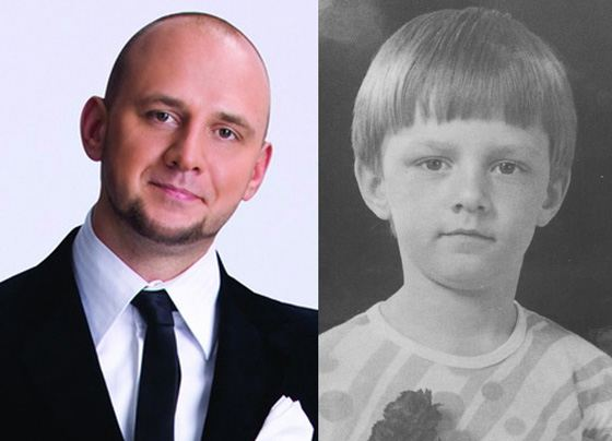 Алексея Потапенко (Потап) в детстве