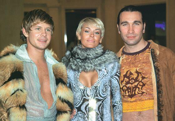 Таня Терешина выступала в группе Hi-Fi