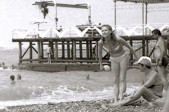 Майя Плисецкая в молодости