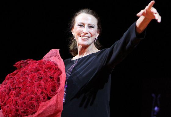 Балерина Майя Плисецкая снискала себе мировую славу