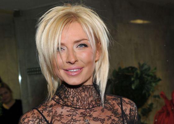 Певица Татьяна Овсиенко часто мелькает на телевидении
