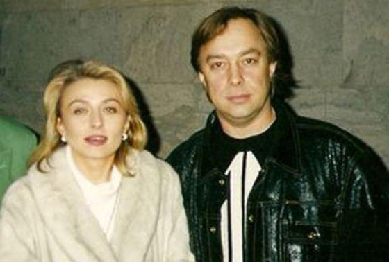 Татьяна Овсиенко и ее первый муж Владимир Дубовицкий