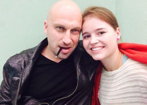 Полина Гренц и Дмитрий Нагиев снялись в сериале «Физрук»