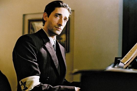 Эдриан Броуди в «Пианисте»