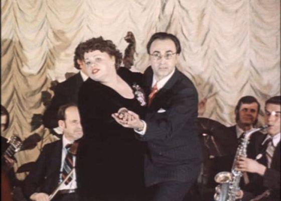 Наталья Крачковская и ее муж Владимир