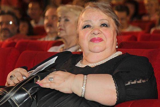 Крачковская мало снималась в последние годы