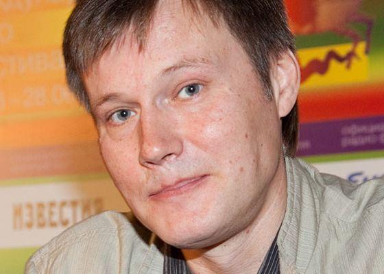 Актер Игорь Гордин