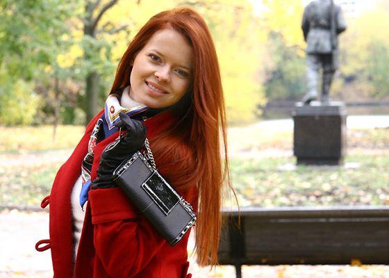 Певица и актриса Елена Князева