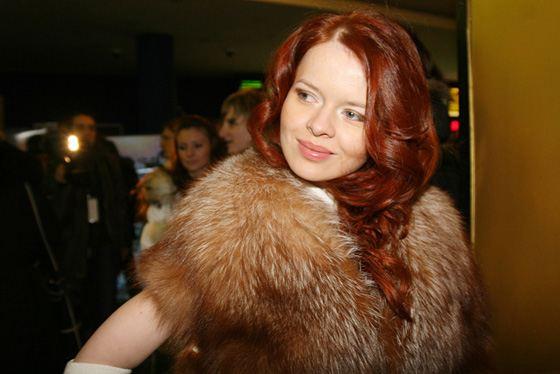 Елена Князева активно снимается в кино