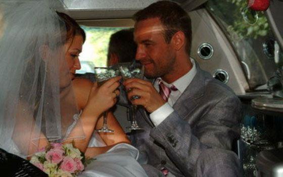 Свадьба Ирины Дубцовой