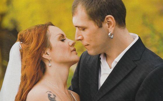 МакSим с первым мужем