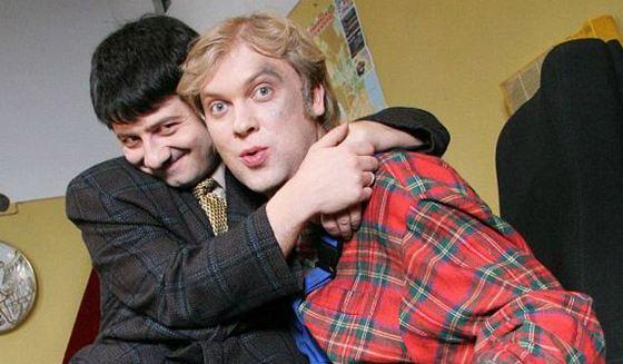Сергей Светлаков в образе Ивана Дулина