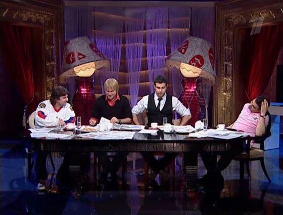 Сергей Светлаков в программе «Прожекторперисхилтон» на 1 канале