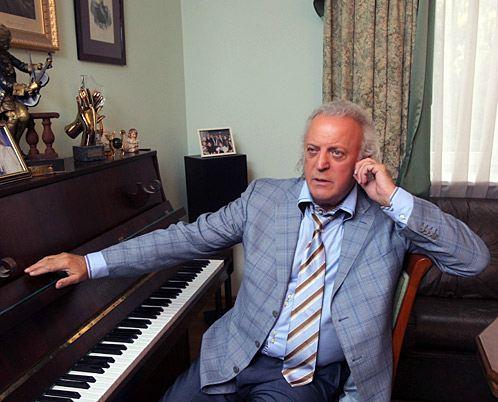 Илья Резник - автор многих хитов