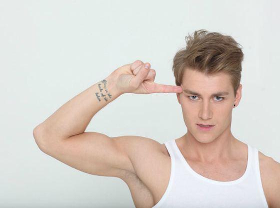 Алексей Воробьев в программе Dance4Life