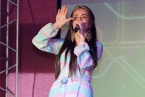Катя Нова - участник многих музыкальных конкурсов