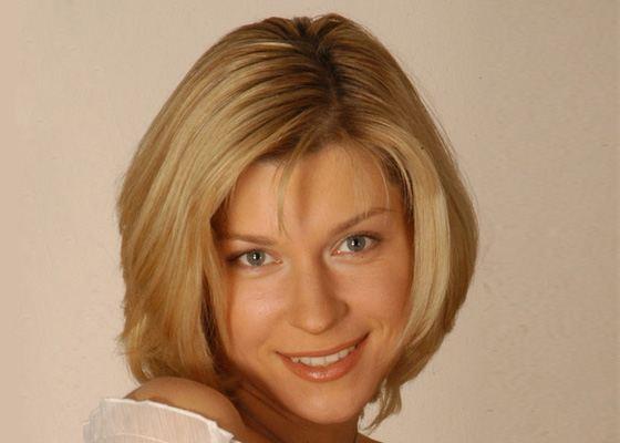 Екатерина Волкова в молодости